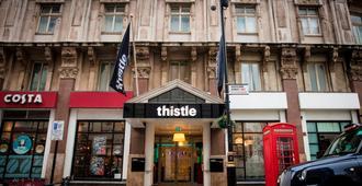 Thistle Piccadilly - Λονδίνο - Κτίριο