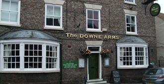 The Downe Arms - Goole - Gebäude