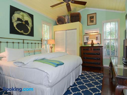 Pineapple Point Gay Men's Guest House - Fort Lauderdale - Phòng ngủ