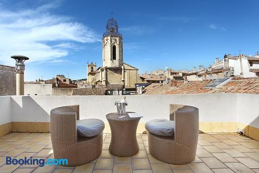 Hotel des Augustins - Aix-en-Provence - Balcony