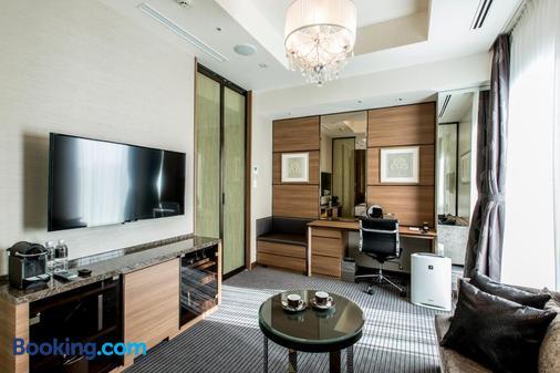 The Strings Hotel Nagoya - Nagoya - Living room