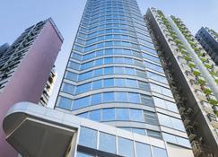 Hotel 108 - Hongkong - Bygning