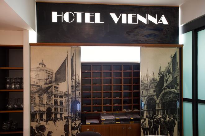 Hotel Vienna - Jesolo - Edificio