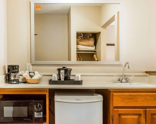 北/寶來凱富酒店 - 哥倫布 - 哥倫布 - 浴室