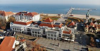 Bayjonn Boutique Hotel - Sopot - Buiten zicht