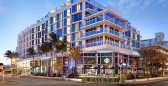AC Hotel by Marriott Miami Beach - Miami Beach - Building