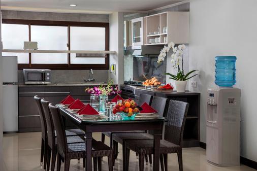 Prime Plaza Suites Sanur - Bali - Denpasar - Ruokailuhuone