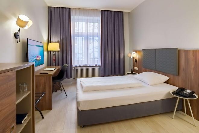 Hotel Astor - Munich - Bedroom