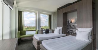 ليوناردو هوتل أمستردام ريمبرانت بارك - امستردام - غرفة نوم