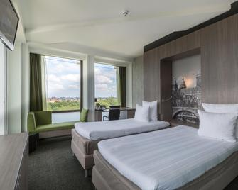 Leonardo Hotel Amsterdam Rembrandtpark - Amsterdam - Bedroom