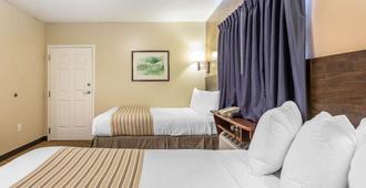 Suburban Extended Stay Hotel - שרלוט - חדר שינה