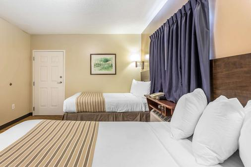 Suburban Extended Stay Hotel - Charlotte - Bedroom