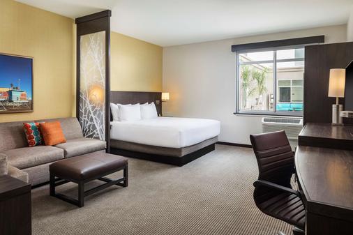 Hyatt Place Santa Cruz - Santa Cruz - Phòng ngủ
