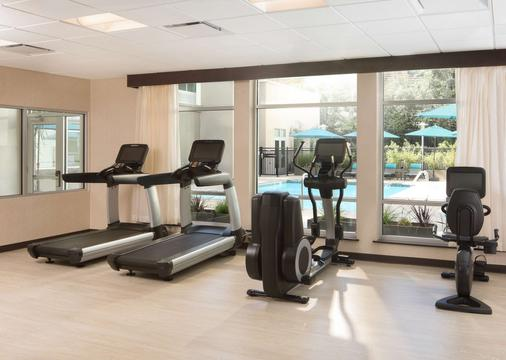 Hyatt Place Santa Cruz - Santa Cruz - Gym