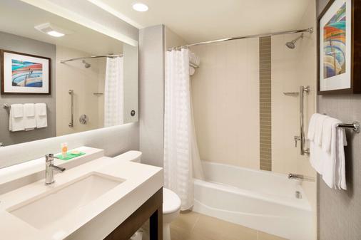 Hyatt Place Santa Cruz - Santa Cruz - Phòng tắm