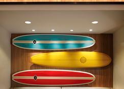 Hyatt Place Santa Cruz - Santa Cruz - Lobby