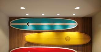 Hyatt Place Santa Cruz - Santa Cruz - Recepción