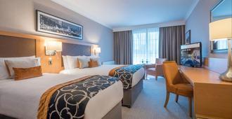 Clayton Hotel Cardiff Lane - דבלין - חדר שינה