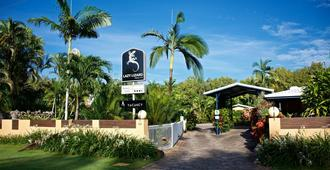 Lazy Lizard Motor Inn - Port Douglas - Exterior