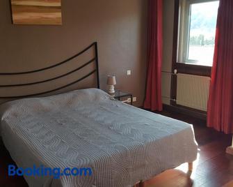 Hotel de la Gare - Aix-les-Bains - Bedroom