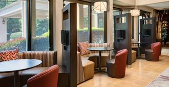 Courtyard by Marriott Atlanta Executive Park/Emory - Atlanta - Ravintola