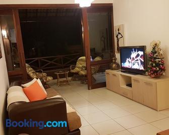 Bangalo Superior - Eco Residence Flecheiras - Frecheiras - Wohnzimmer