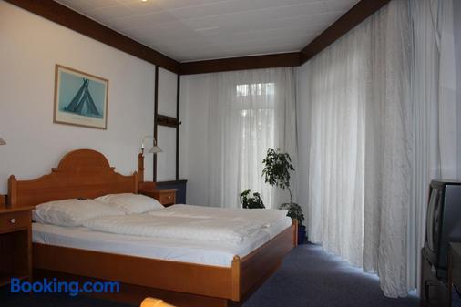 Hotel Zum Ratsherrn - Lübeck - Phòng ngủ