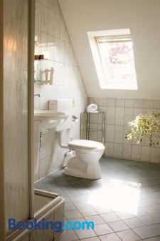 Hotel Zum Ratsherrn - Lübeck - Phòng tắm