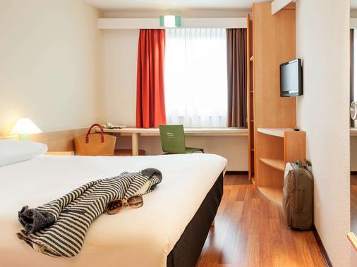 Ibis Stuttgart City - Stuttgart - Phòng ngủ