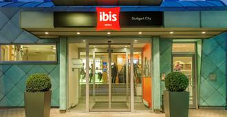 Ibis Stuttgart City - Stuttgart - Building