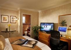 El Rancho Inn, Signature Collection - Millbrae - Schlafzimmer