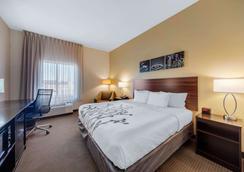 Sleep Inn & Suites - Norman - Bedroom