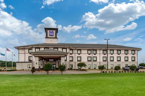 Sleep Inn & Suites - Norman - Building