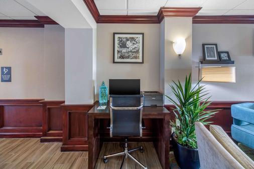 Sleep Inn & Suites - Norman - Business centre