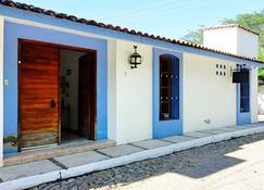 Hostal Casona Nogueras - Comala - Building