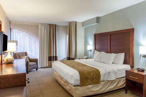Comfort Suites - Ocean City - Makuuhuone