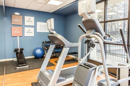 Comfort Suites - Ocean City - Gym