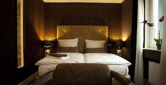Boutique-Hotel Georges - אסן - חדר שינה