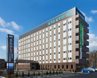 Hotel Route-Inn Higashiomi Yokaichi Ekimae - Higashiomi - Gebäude