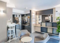 B&B Hotel Nanterre Rueil-Malmaison - Nanterre - Restaurante
