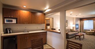 Holiday Inn Express South Lake Tahoe - South Lake Tahoe - Kitchen