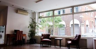 Hotel Tres Sargentos - Buenos Aires - Recepción