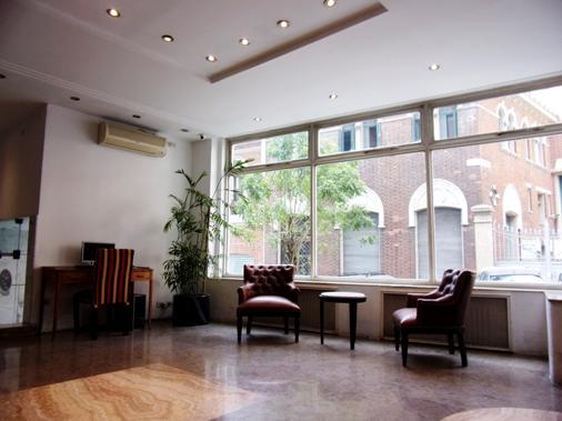 Hotel Tres Sargentos - Buenos Aires - Hành lang