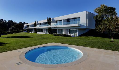 邦蘇塞蘇渡假酒店 - 奧比多斯 - 奧比多斯 - 游泳池