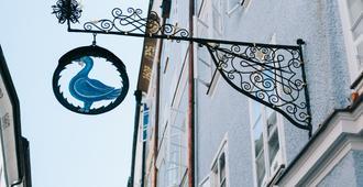 arthotel Blaue Gans - Salzburg - Gebäude