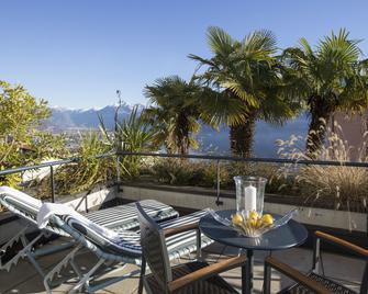 La Barca Blu - Orselina - Балкон