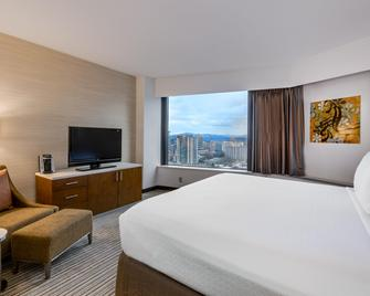 Crowne Plaza Seattle-Downtown - Seattle - Bedroom