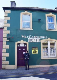 Macgabhainns Backpackers Hostel - Kilkenny - Toà nhà
