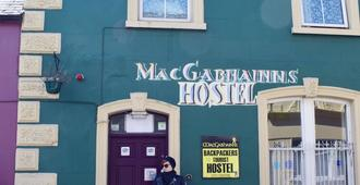 MacGabhainn's Backpacker Hostel - Kilkenny - Building