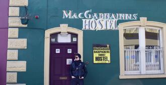 Macgabhainns Backpackers Hostel - Kilkenny - Edificio